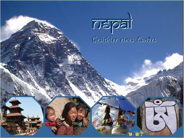 Nepal: Gesichtereines Landes