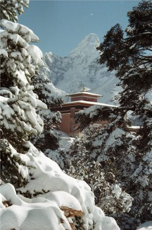 Kloster Tengpoche