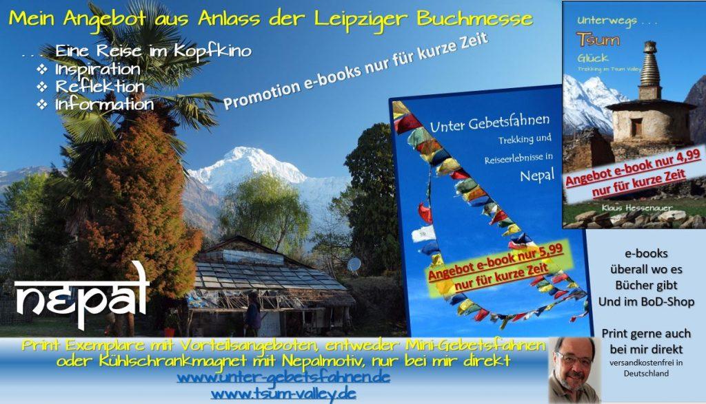Preisaktion zur Leipziger Buchmesse